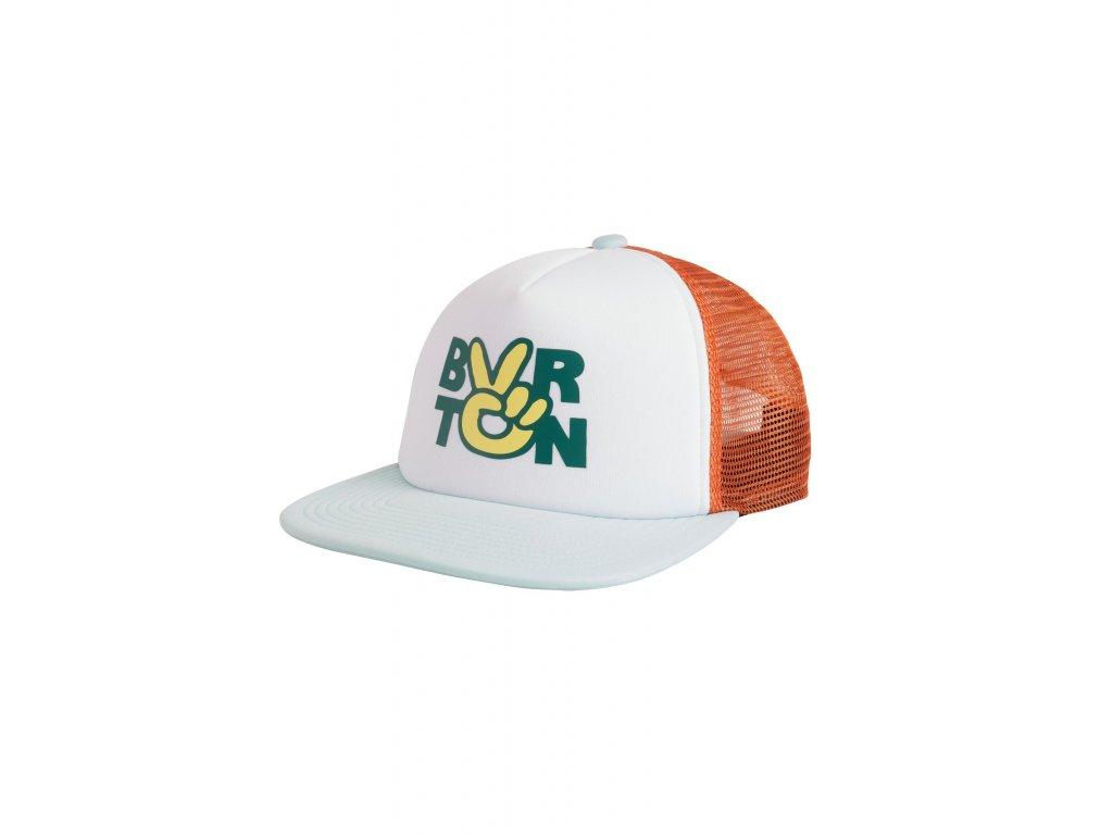 Dětská Kšiltovka Burton I-80 Trucker Snapback Hat