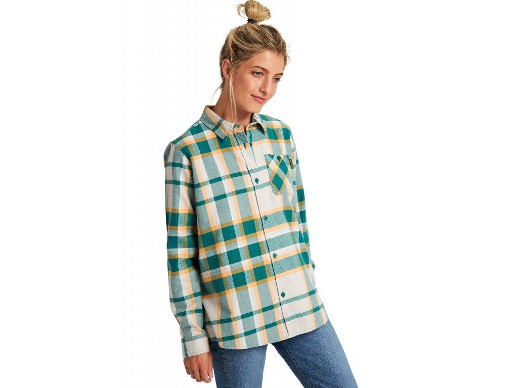 Dámská Košile Burton W Grace Long Sleeve Flannel