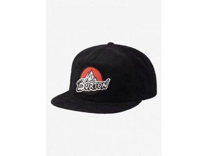 Retro Mountain Snapback Hat