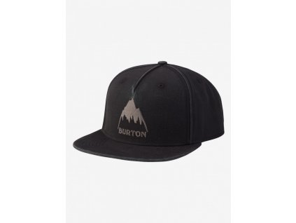 MB ROUSTABOUT CAP TRUE BLACK
