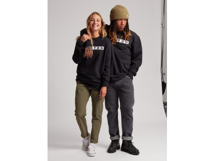 Pánská Mikina Burton Vault Crew Sweatshirt