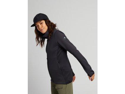 Dámská Mikina Burton W Multipath Full-Zip Fleece