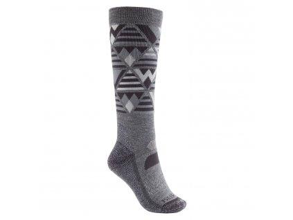 Dámské Ponožky Burton W Performance Midweight Sock