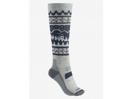 Dámské Ponožky Burton W Performance Ultralight Sock