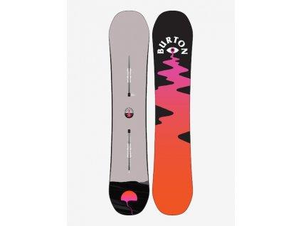 Dámský Snowboard Burton Yeasayer Flying V