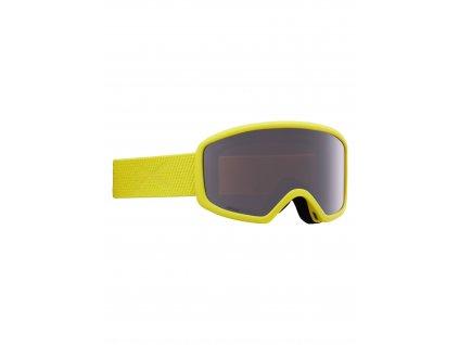 Dámské brýle anon. Deringer Goggles + Bonus Lens Lemon / Perceive Sunny Onyx