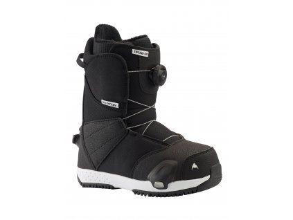 Dětské Snowboardové Boty Burton Zipline Step On® Black