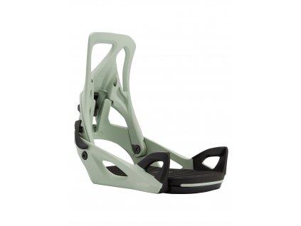 Dámské Snowboardové Vázání Burton Step On® Re:Flex Neo-Mint (Velikost M)