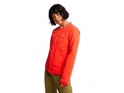 Dámská Bunda Burton Kiley Jacket Fiesta Red