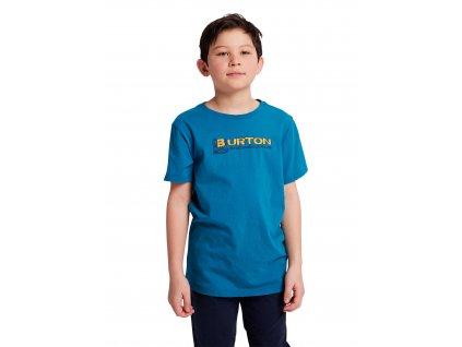 Dětské Tričko Burton Pinecrest Short Sleeve T-Shirt Celestial Blue