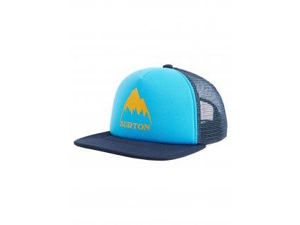 Dětská Kšiltovka Burton I-80 Trucker Snapback Hat Dress Blue / Dresden Blue