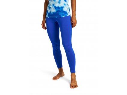 Dámské Termoprádlo Burton Lightweight X Base Layer Pants Cobalt / Cobalt Abstract Dye