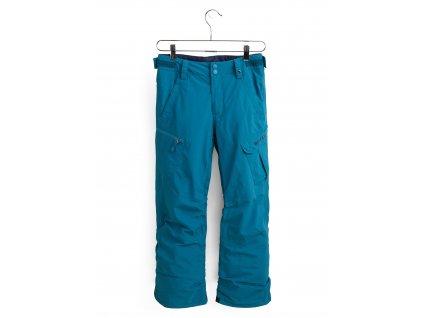 Chlapecké Kalhoty Burton Exile Cargo Pant Celestial Blue