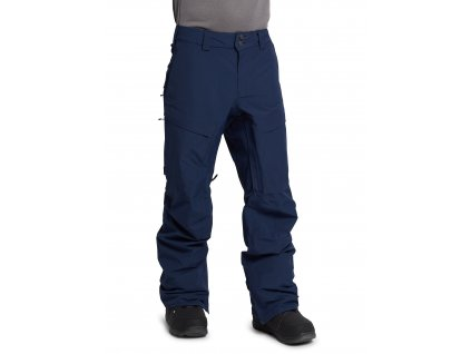Pánské Kalhoty Burton [ak] GORE‑TEX Swash Pant Dress Blue