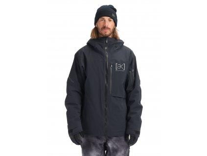 Pánská Bunda Burton [ak] GORE‑TEX Helitack Stretch Jacket True Black