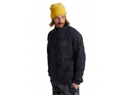 Pánská Bunda Burton [ak] Baker Stretch Insulated Jacket True Black