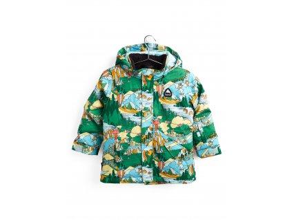 Dětská Bunda Burton Toddlers' Parka Jacket Dreamscape