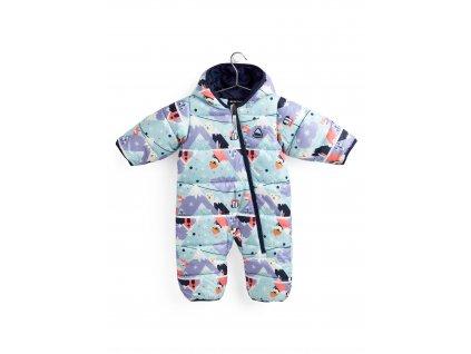 Dětská Kombinéza Burton Infants' Buddy Bunting Suit Snow Day