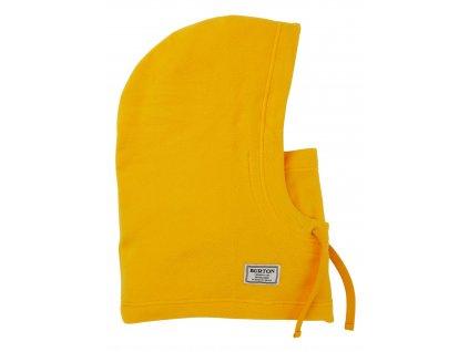 Pánská Kukla Burton Burke Hood Spectra Yellow