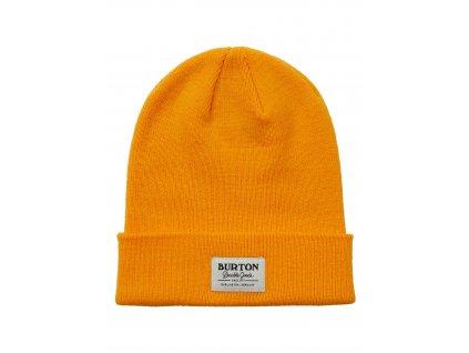 Čepice Burton Kactusbunch Tall Beanie Cadmium Yellow