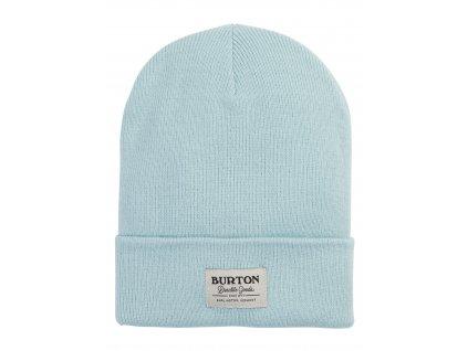 Čepice Burton Kactusbunch Tall Beanie Ether Blue