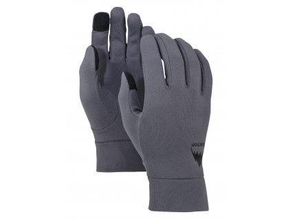 Pánské Rukavice Burton Screen Grab® Glove Liner Faded
