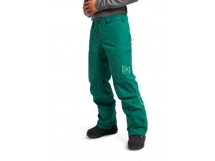 Pánské Kalhoty Burton [ak] GORE‑TEX Swash Pant Fir Green