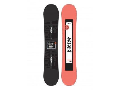Dámský Snowboard Burton Rewind