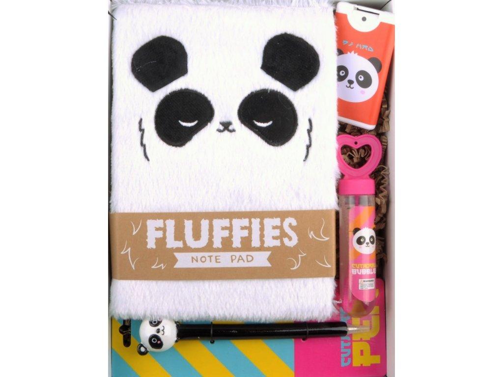 Dárkový balíček Panda kam se podíváš StoryBOX®