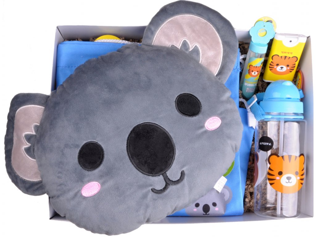 Dárkový balíček pro děti V ZOO - L StoryBOX®