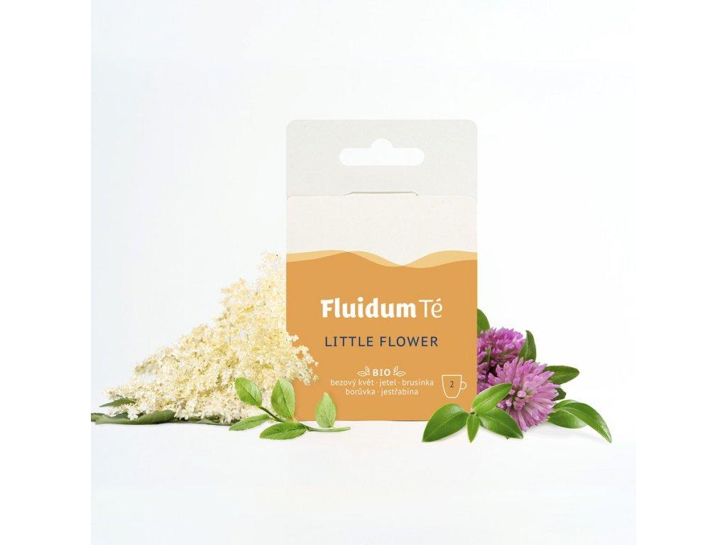 Te caj oranzovy Little Flower 2