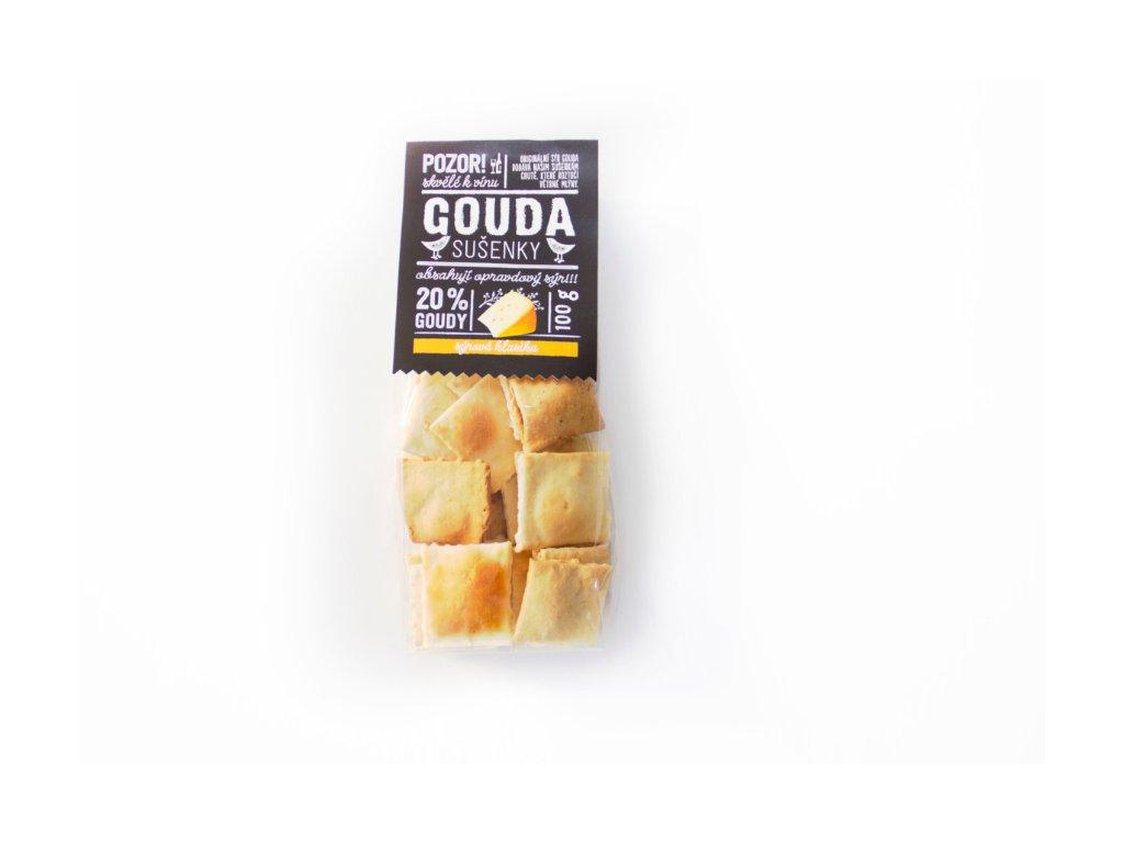 Sýrové sučenky z Goudy