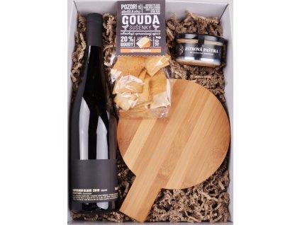 Dárkový balíček Pro milovníky bílého vína StoryBOX®