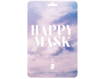 kocostar camellia happy mask (1)
