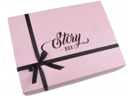 Střední a velká krabička StoryBOX