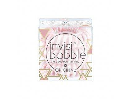 invisibobble marblelous original pinkerbell