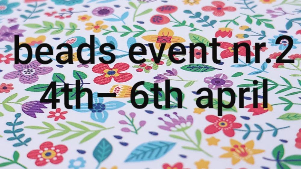 Beads Event - Slavíme narozeniny ll.