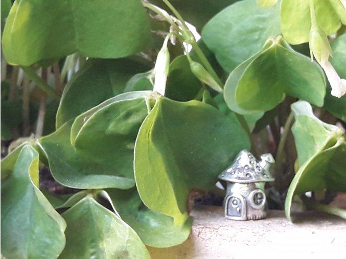 houbový domek