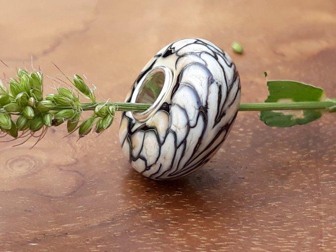 zebra freckle flame
