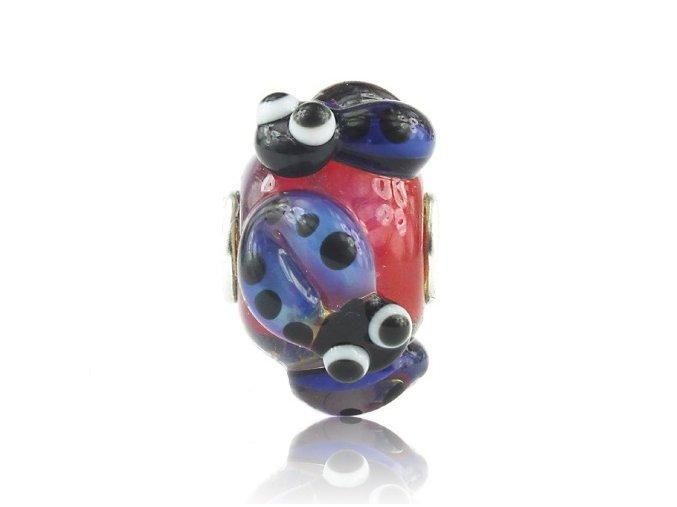 Blush Ocean Ladybugs World Petite PGB180103