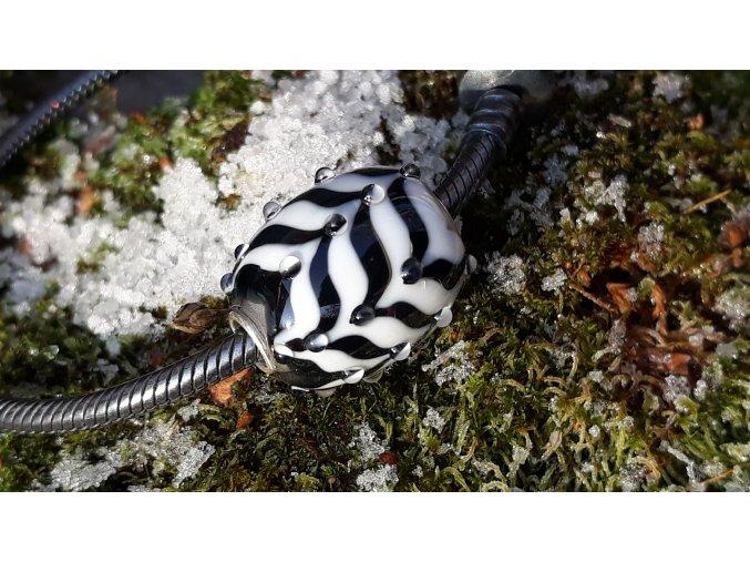 zebra feather barrel
