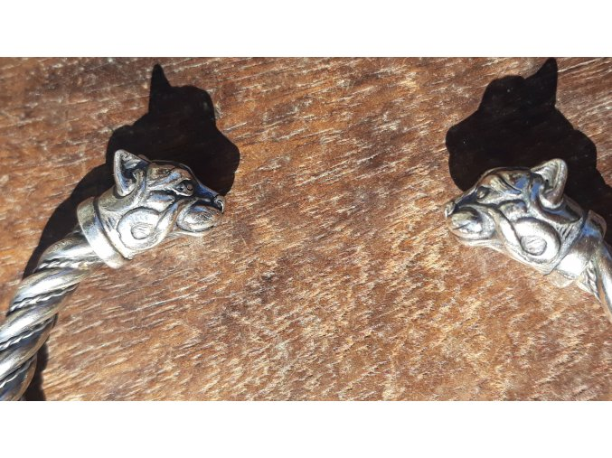 Kočka- bangle