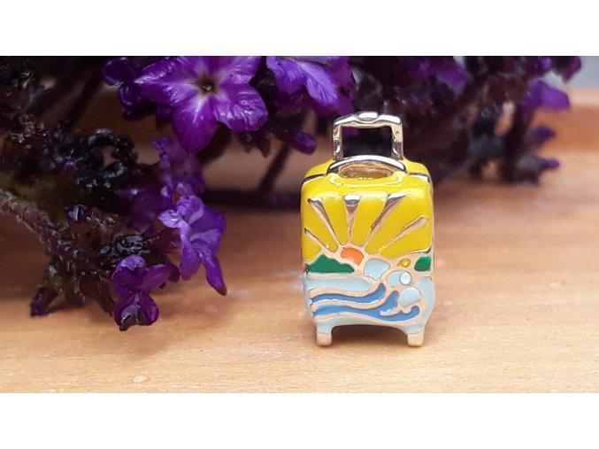 kufr na dovolenou