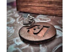 Myška- amulet