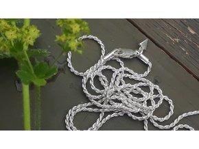 náhrdelník - noveau chain