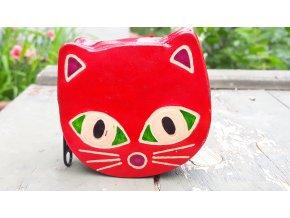 kočka- šperkovnička