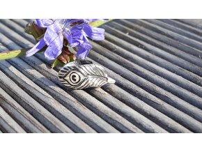 Paví peří - Peacock Feather