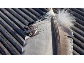 Nebeské pírko - Heavenly feather