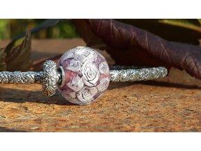 Dark Lavender Rose Garden World Fractal