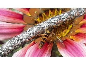 Slunečnicový bangle - Sunflower Bangle M